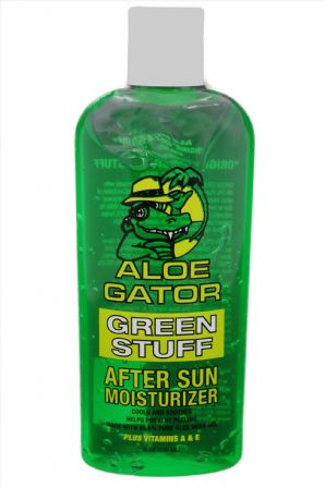 Green Stuff After Sun Lotion - Aloe Vera Afer Sun